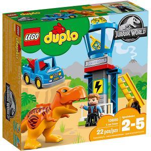 Конструктор  DUPLO 10879: Башня Ти-Рекса LEGO