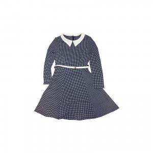 Нарядное платье Венера. Цвет: синий