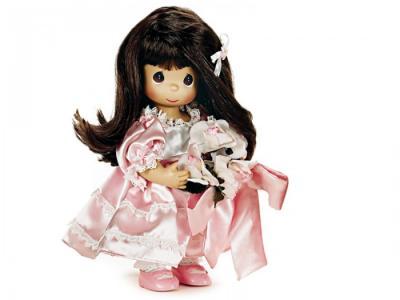 Кукла Само очарование брюнетка 30 см Precious