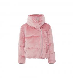 Куртка , цвет: розовый Смена