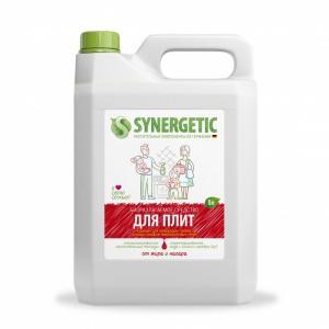 Средство чистящее для плит 5 л Synergetic