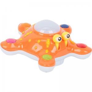 Развивающая игрушка  Морская звёздочка, оранжевый Zhorya