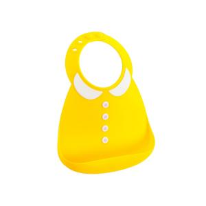 Нагрудник  Baby bib Peter Pan Collar Make my day