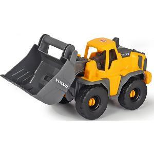 Автопогрузчик  Volvo, 26 см Dickie Toys. Цвет: желтый