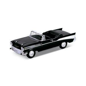 Модель винтажной машины 1:34-39 Chevrolet Bel Air 1957, Welly