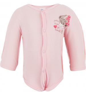 Боди , цвет: розовый Aga