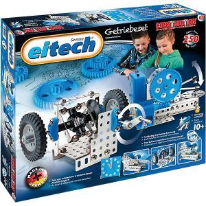Металлический конструктор Eitech Механик, 250 деталей