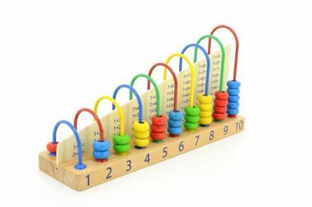 Деревянная игрушка  Арифметический счёт Мир деревянных игрушек