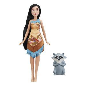 Кукла Disney Princess Водная тематика Покахонтас, 30 см Hasbro
