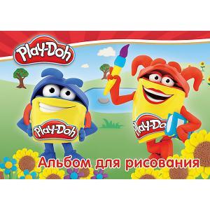 Альбом для рисования Академия Групп Play-Doh, 40 листов