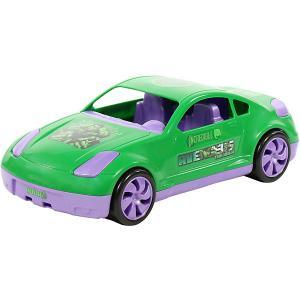 Автомобиль Marvel Мстители. Халк, зеленый Polesie