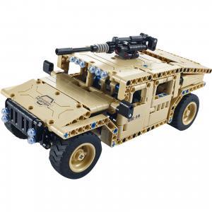 Конструктор электромеханический Armed Off-road Vehicle  502 детали, QiHui