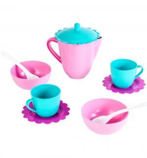 Набор посуды Shantou Gepai Зайка 10 предметов Mary Poppins