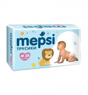 Трусики-подгузники  (6-11 кг) 28 шт. Mepsi