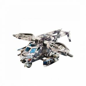 Игровой набор из картона Бикоптер Умная бумага