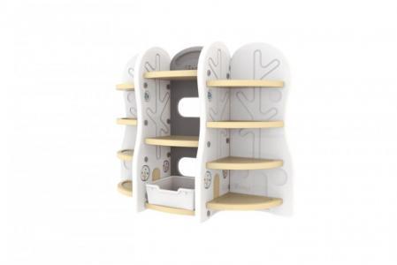 Стеллаж для игрушек DesignToy-10 Ifam