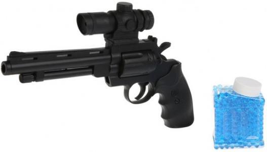Револьвер с гелевыми пулями Играем вместе