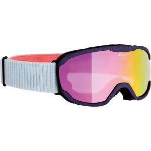 Горнолыжные очки  Pheos JR. MM, фиолетовые Alpina. Цвет: фиолетовый