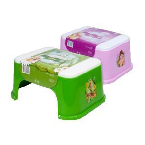 Табурет-подставка  Disney Принцессы Феи, цвет: 90100114242 Полимербыт