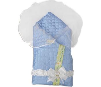 Одеяло на выписку Мила утепленное (зима) Bombus