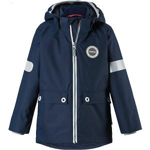 Демисезонная куртка  Sydvest Reima. Цвет: синий