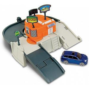 Игровой набор  Megapolis Автокафе с машиной Autotime