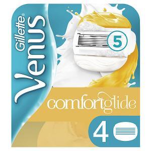 Сменные кассеты для бритвы  Venus&Olay, 4 шт Gillette