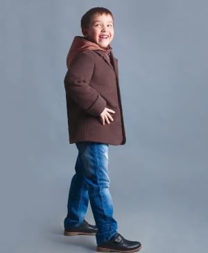 Куртка-пальто Интер Мода