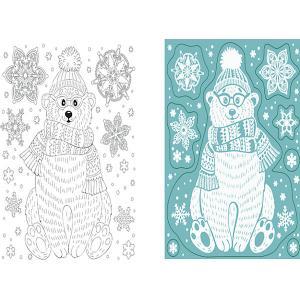 Новогоднее украшение Fenix-present Снежный мишка Феникс-Презент
