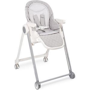Стул для кормления  Berny Basic, серый Happy Baby. Цвет: серый