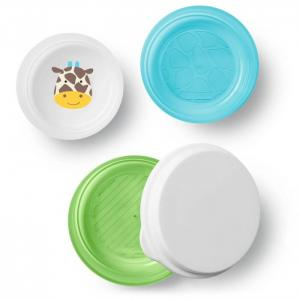 Набор контейнеров для завтрака Жираф Skip-Hop
