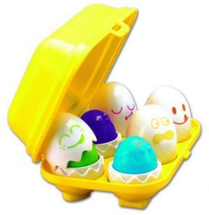 Игровой набор  Коробка с яйцами Tomy