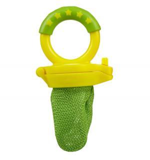 Ниблер  для прикорма пластик, цвет: зеленый Munchkin