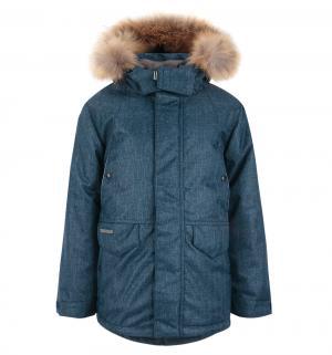 Куртка , цвет: синий Kvartett