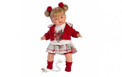 Кукла Жоель 38 см со звуком L 38556 Llorens