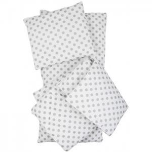 Комплект в коляску Горошек (4 предмета) Сонный гномик