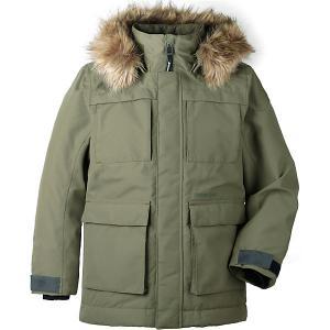 Утепленная куртка Didriksons Nordenskiold DIDRIKSONS1913. Цвет: grün/grau