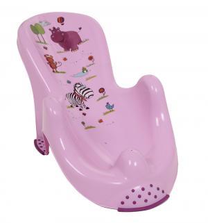Горка в ванну для купания Keeeper, цвет: лиловый Okt