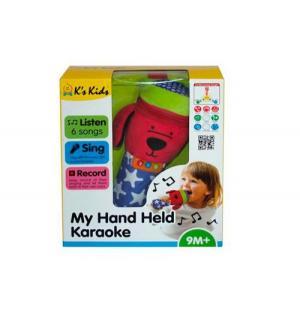 Развивающая игрушка Ks Kids Караоке Патрик K's