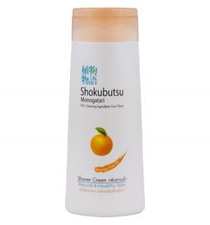 Пенка с Апельсиновым маслом  Shokobutsu, 220 мл Lion