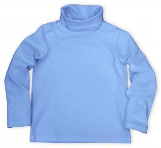 Водолазка , цвет: голубой Growup