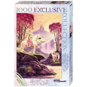 Пазл «Волшебная долина Глиттер-коллекция, 1000 эл Степ