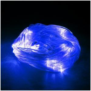 Электрогирлянда-конструктор светодиодная Сеть 144 лампы 1.2х1.5 м Vegas