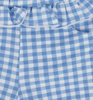 Комплект футболка/шорты , цвет: голубой Bony Kids