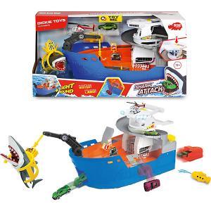 Игровой набор  Атака акулы, 50 см, свет и звук Dickie Toys