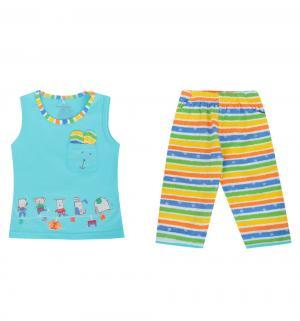 Комплект майка/шорты , цвет: мультиколор Bony Kids