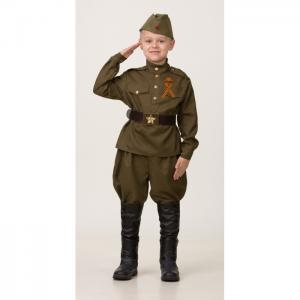 Карнавальный костюм Солдат 8011 Jeanees