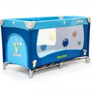 Манеж-кровать  C3, цвет: шары Jetem