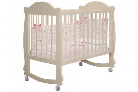 Детская кроватка  Мишутка базовая Милано Можгинский лесокомбинат