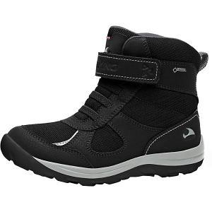 Утепленные Ботинки Viking Hamar II Jr. Цвет: черный